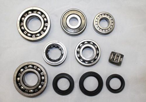Rod, Main and Thrust Bearings