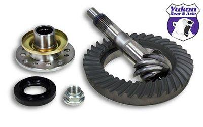 Axle / Gears / Lockers