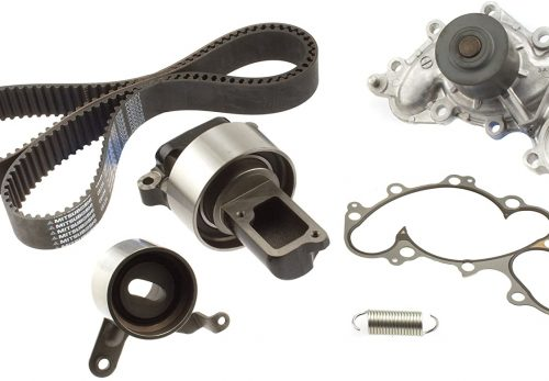 OE Timing Belt Kit with Water Pump