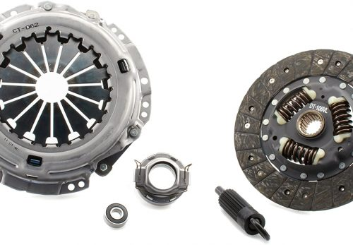Clutch Kit w- Cover Disc Bearings & Alingment Tool
